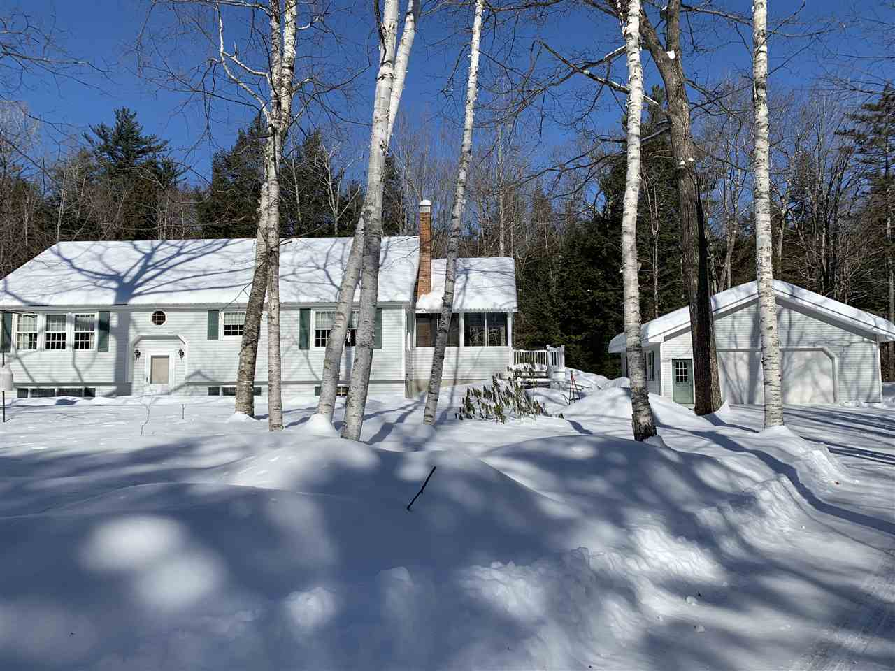 Photo of 158 Old Mail Road Tamworth NH 03886