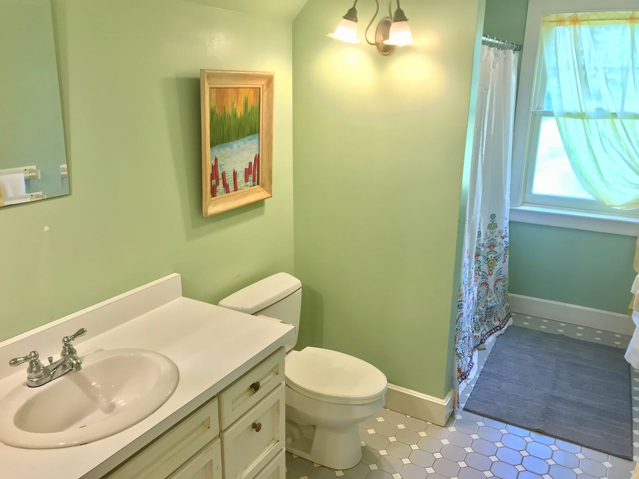 2nd Bath upstairs