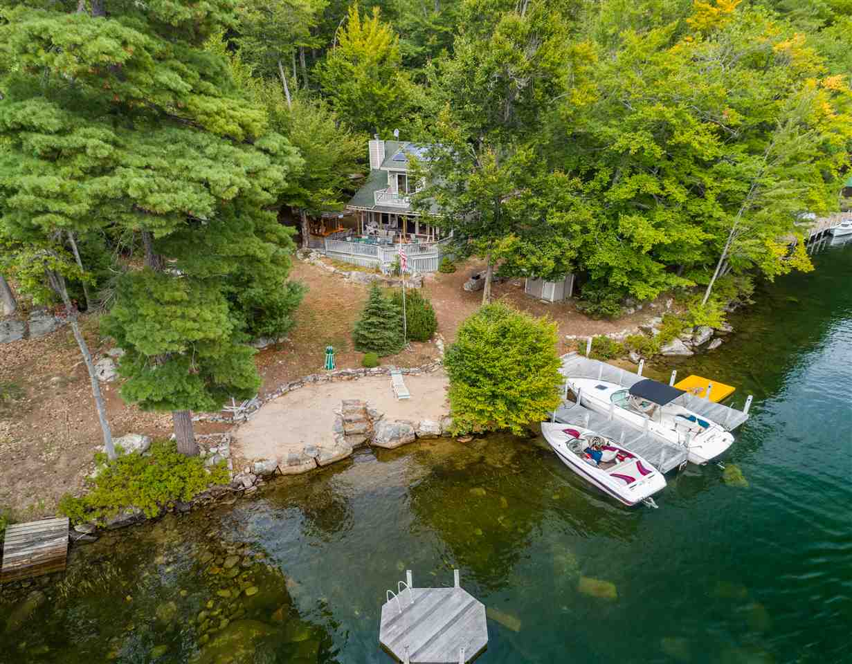 MLS 4717798: 36 Little Bear Island, Tuftonboro NH