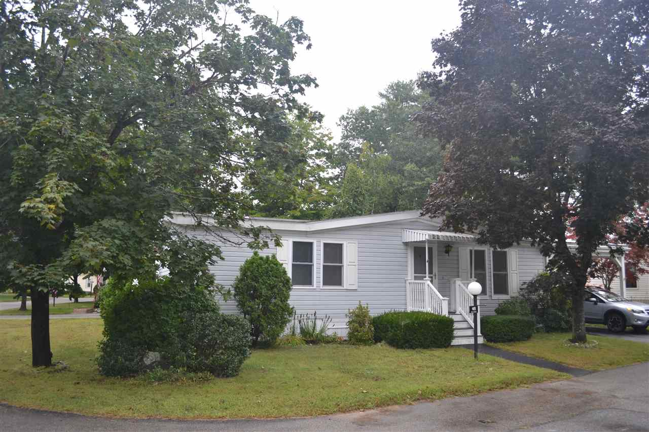 Goffstown NH Mobile-Manufacured Home for sale $List Price is $85,900