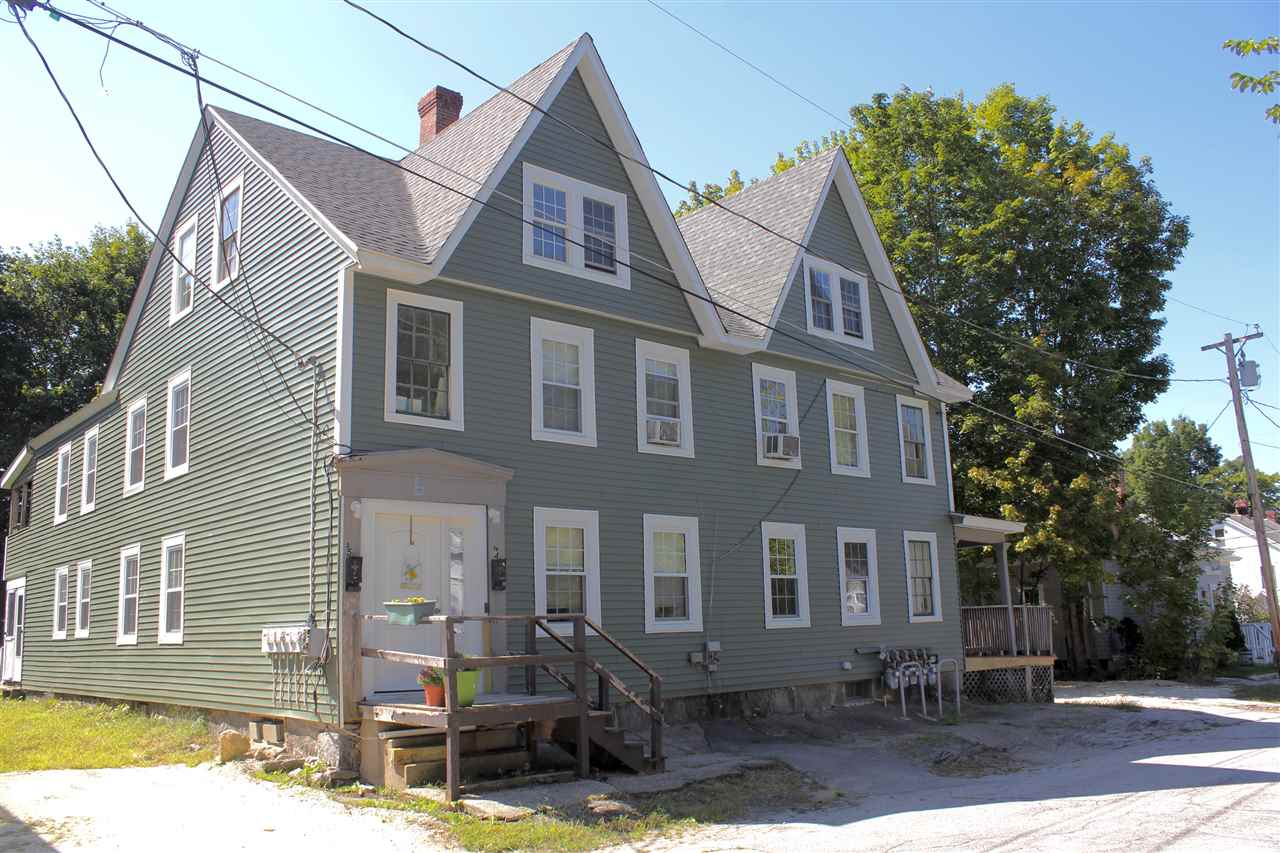 image of Concord NH  5 Unit Multi Family | sq.ft. 5460
