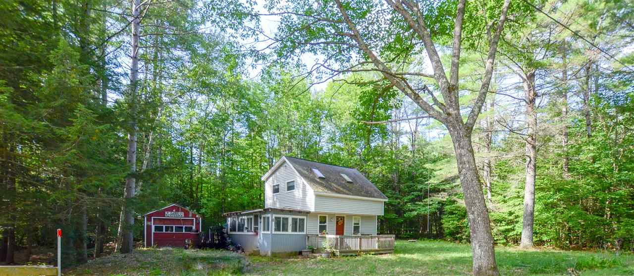 OSSIPEE NH  Home for sale $110,000