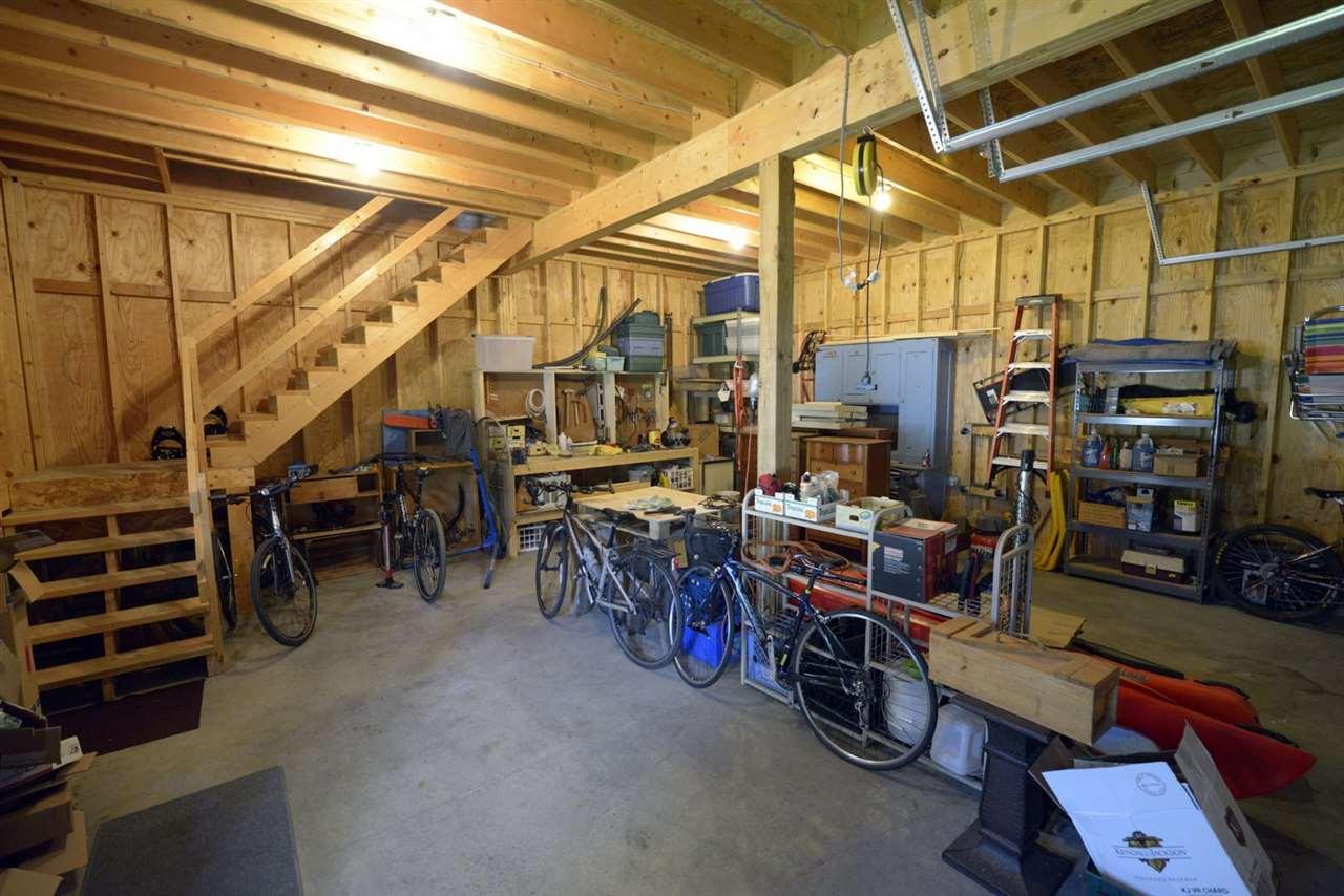 1st Floor Garage