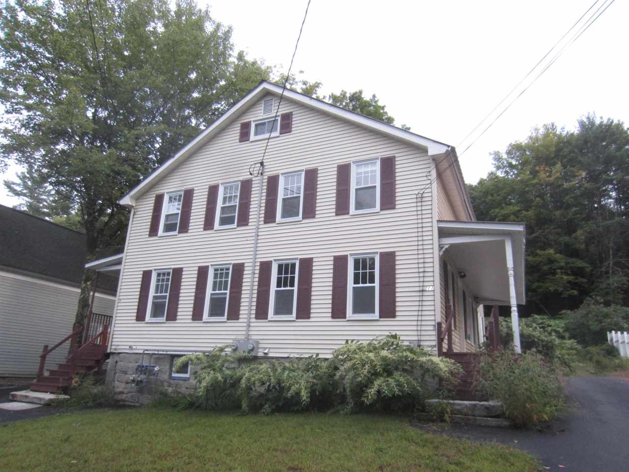 image of Concord NH  2 Unit Multi Family | sq.ft. 3534