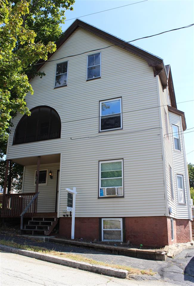 image of Manchester NH  2 Unit Multi Family | sq.ft. 4386
