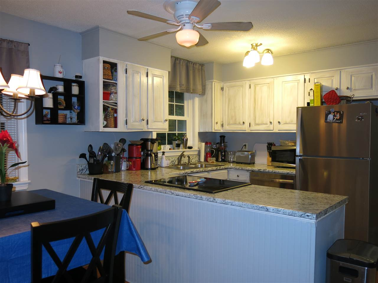 Dining Area in Kitchen