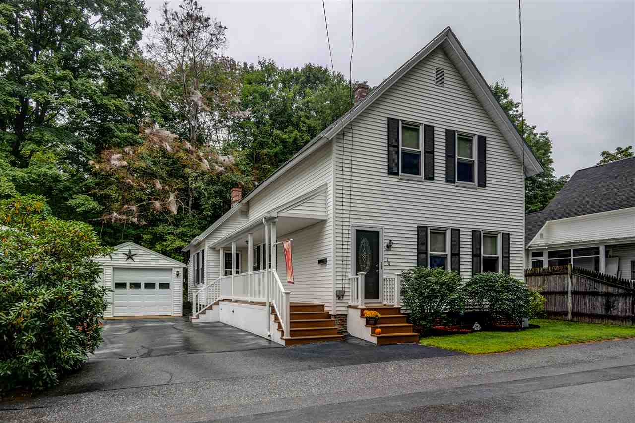 TILTON NH  Home for sale $174,900