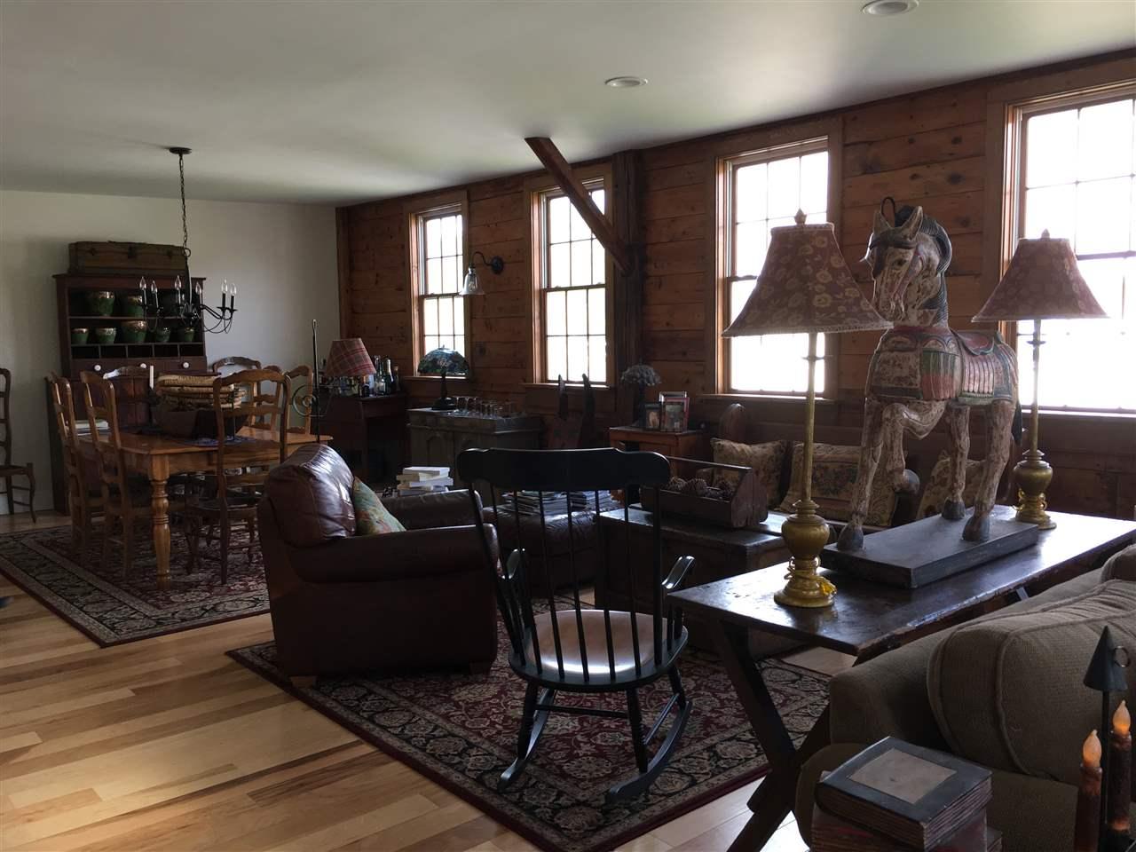 Bennington VT River Paran Creek waterfront home for sale