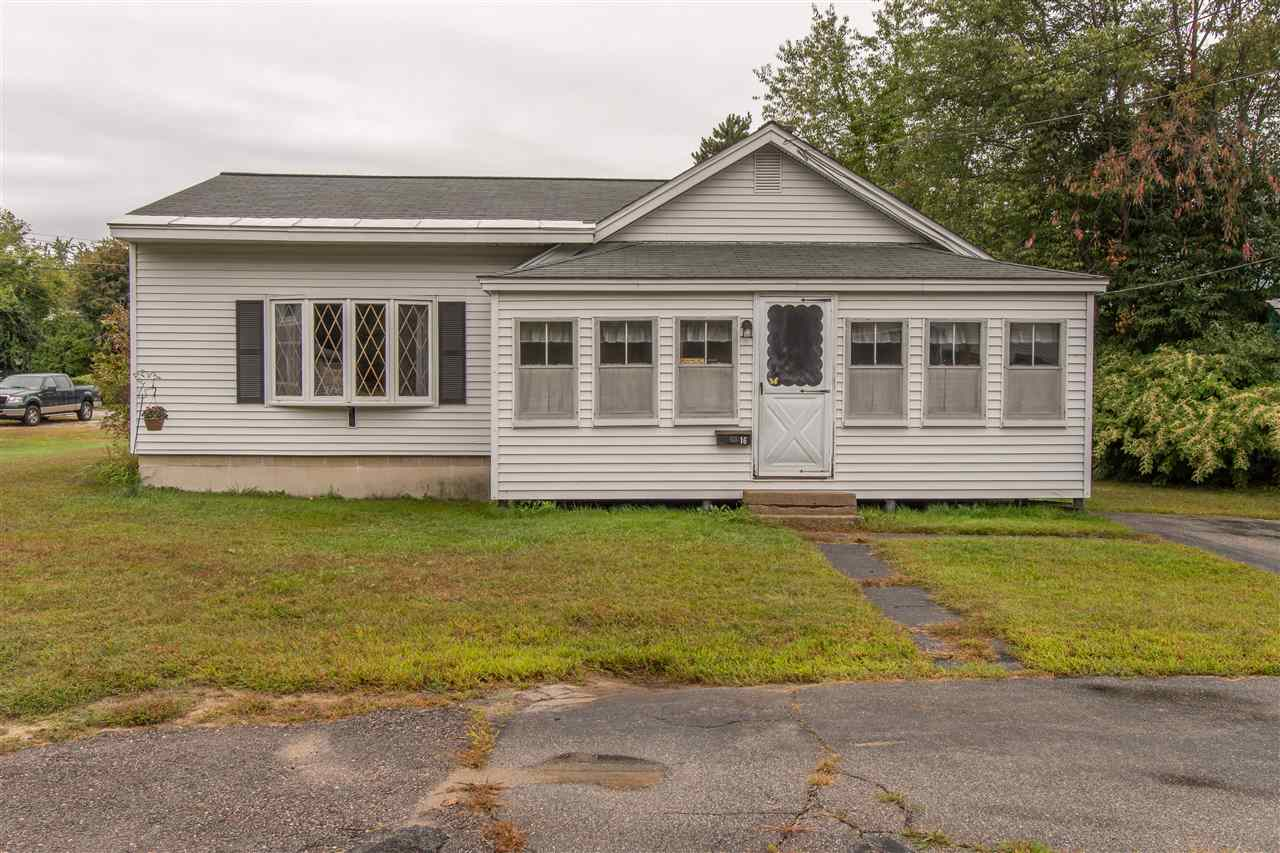 Allenstown NHHome for sale $List Price is $164,900