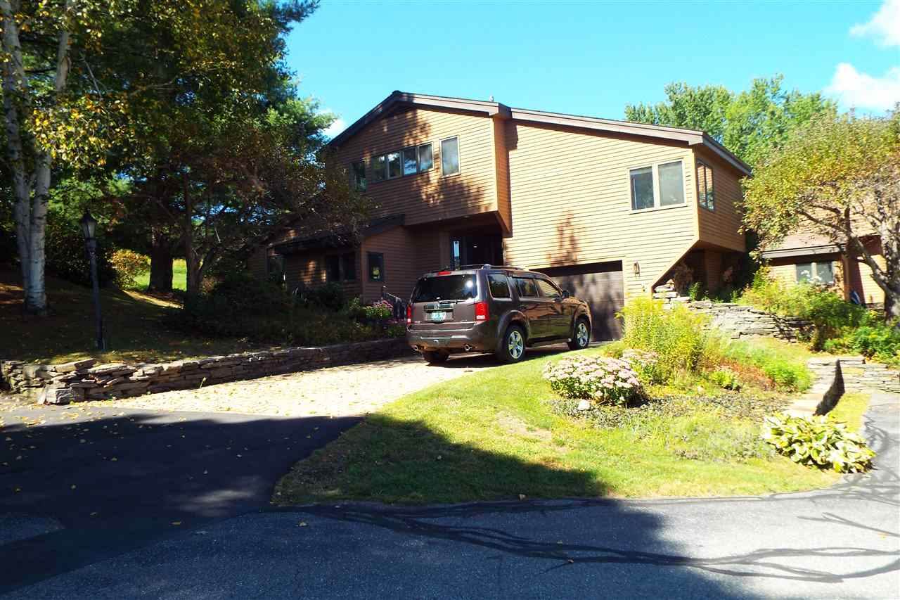 VILLAGE OF QUECHEE IN TOWN OF HARTFORD VT Condo for sale $$389,000 | $170 per sq.ft.