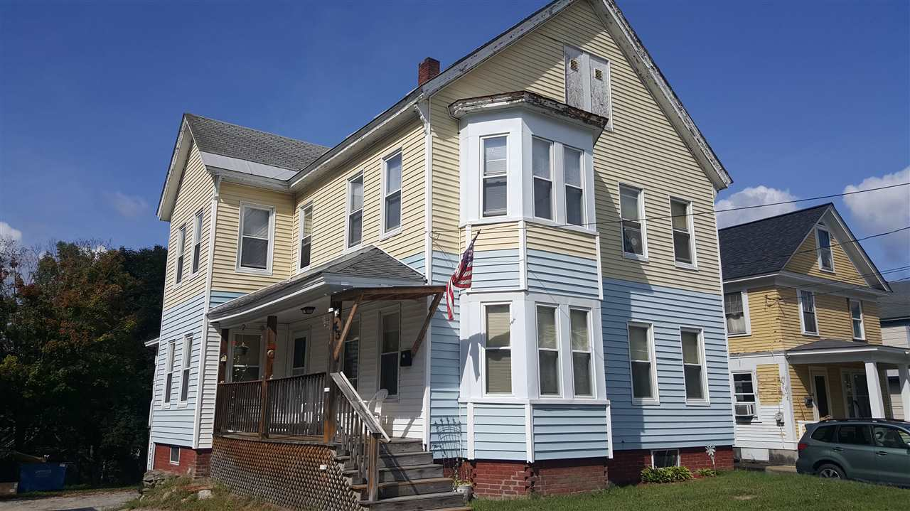 NEWPORT NH Multi Family for sale $$189,000 | $40 per sq.ft.