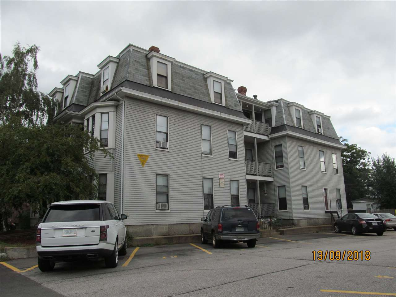 MANCHESTER NH Multi Family for sale $$1,368,000 | $87 per sq.ft.