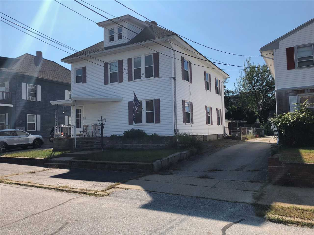 Manchester NHMulti Family for sale $List Price is $240,000