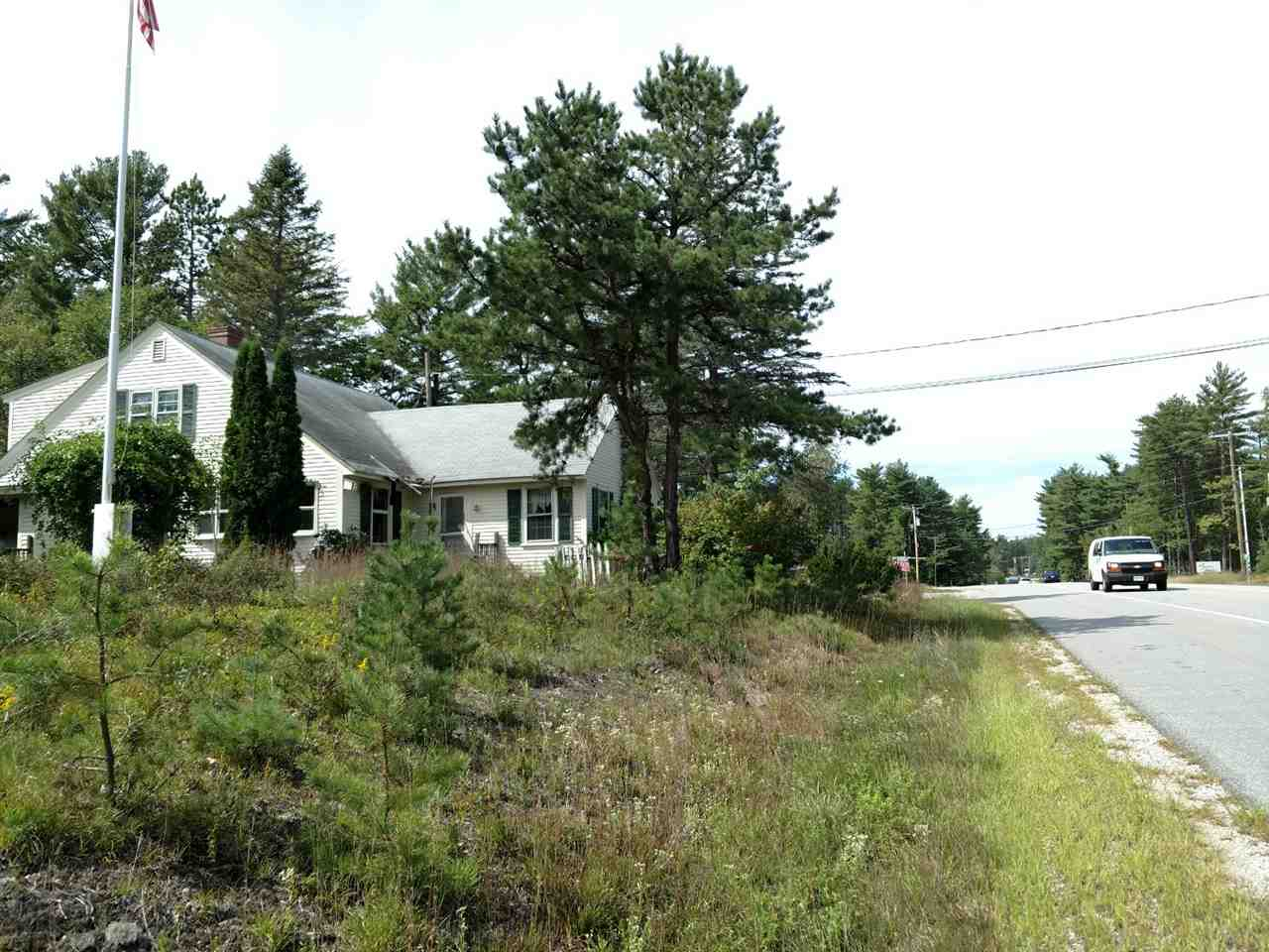 VILLAGE OF OSSIPEE VILLAGE NH IN TOWN OF OSSIPEE NH  LAND  for sale $149,900