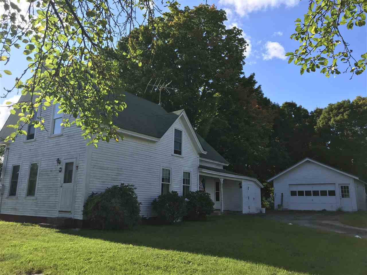 Bennington NH Home for sale $List Price is $115,000