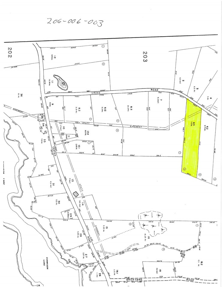 GOSHEN NH LAND  for sale $$44,500 | 7.1 Acres  | Price Per Acre $0