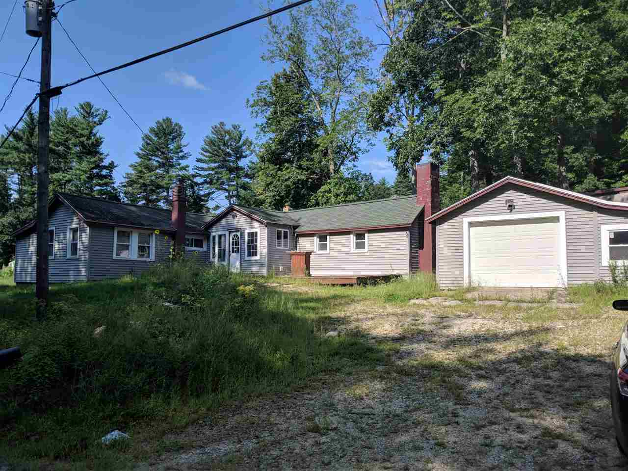 Lyndeborough NH Home for sale $List Price is $109,500