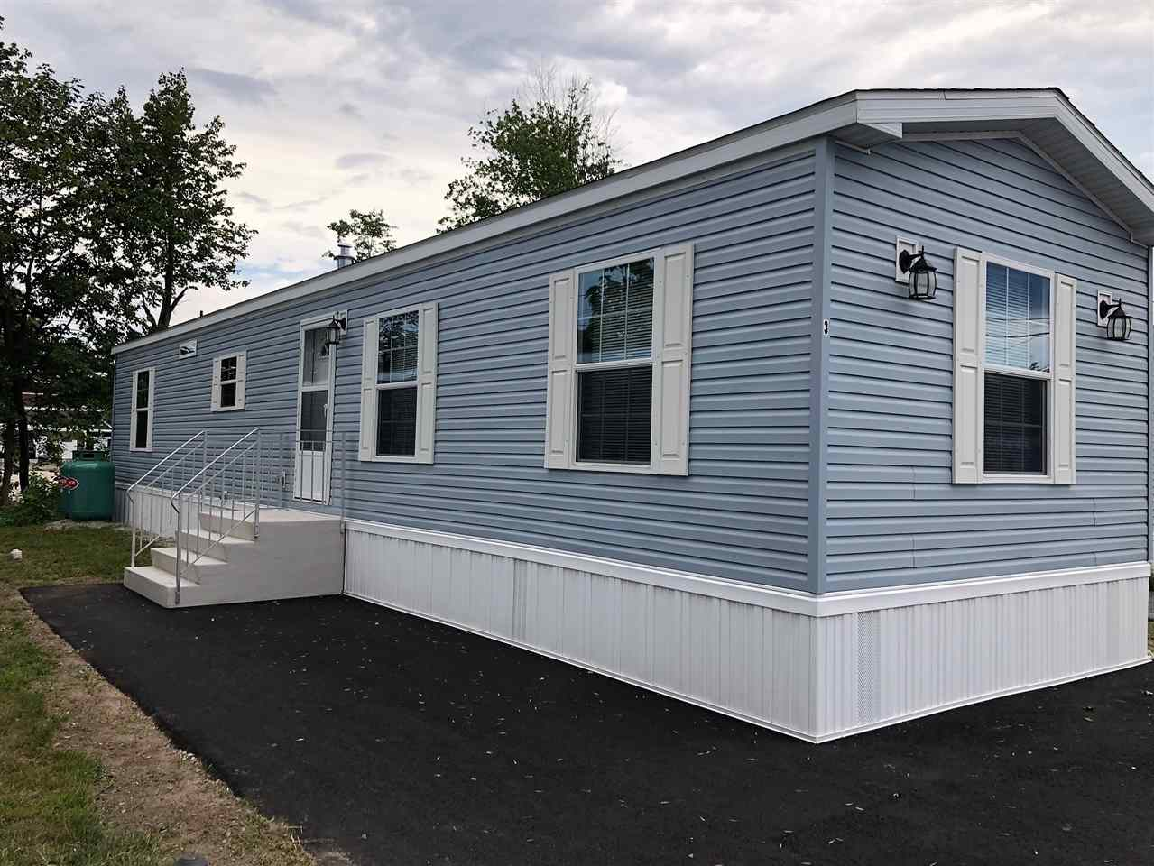 Salem NHMobile-Manufacured Home for sale $List Price is $105,000