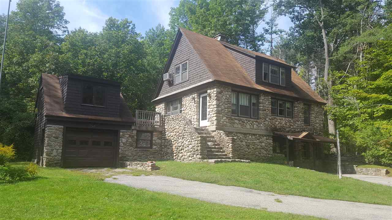 VILLAGE OF MIRROR LAKE IN TOWN OF TUFTONBORO NH  Home for sale $295,000