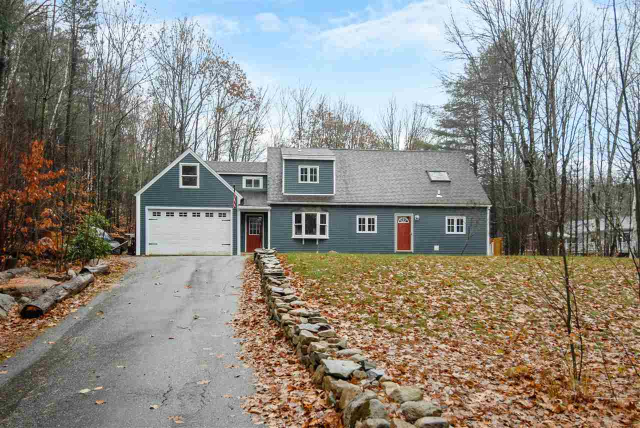 Village of Copple Crown in Town of New Durham NH Home for sale $$214,900 $111 per sq.ft.