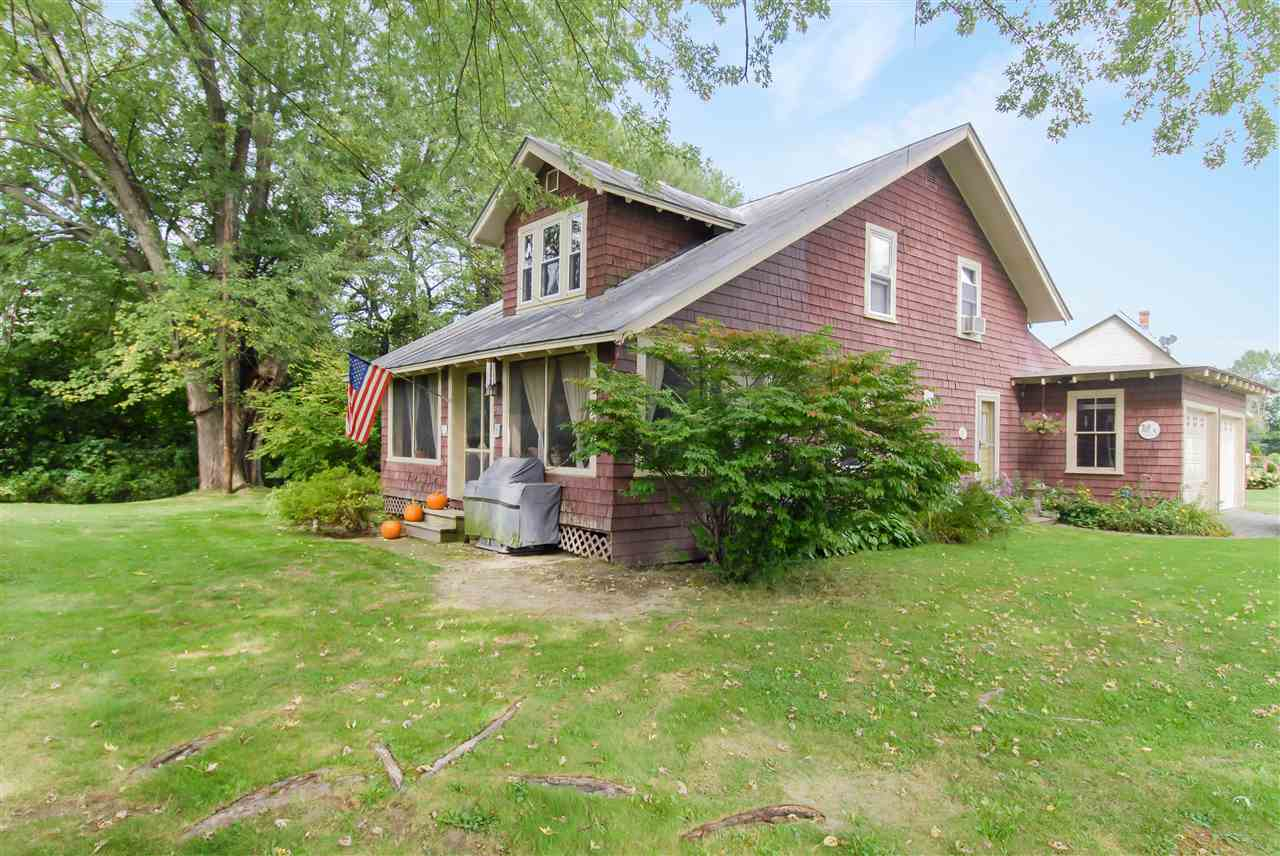 Village of White River Junction in Town of Hartford VT Home for sale $List Price is $225,000