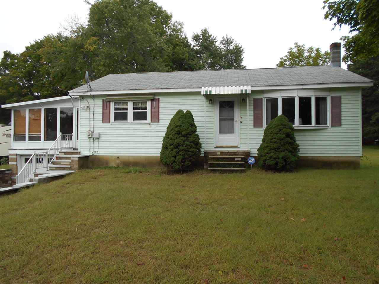 Derry NH Home for sale $List Price is $224,900