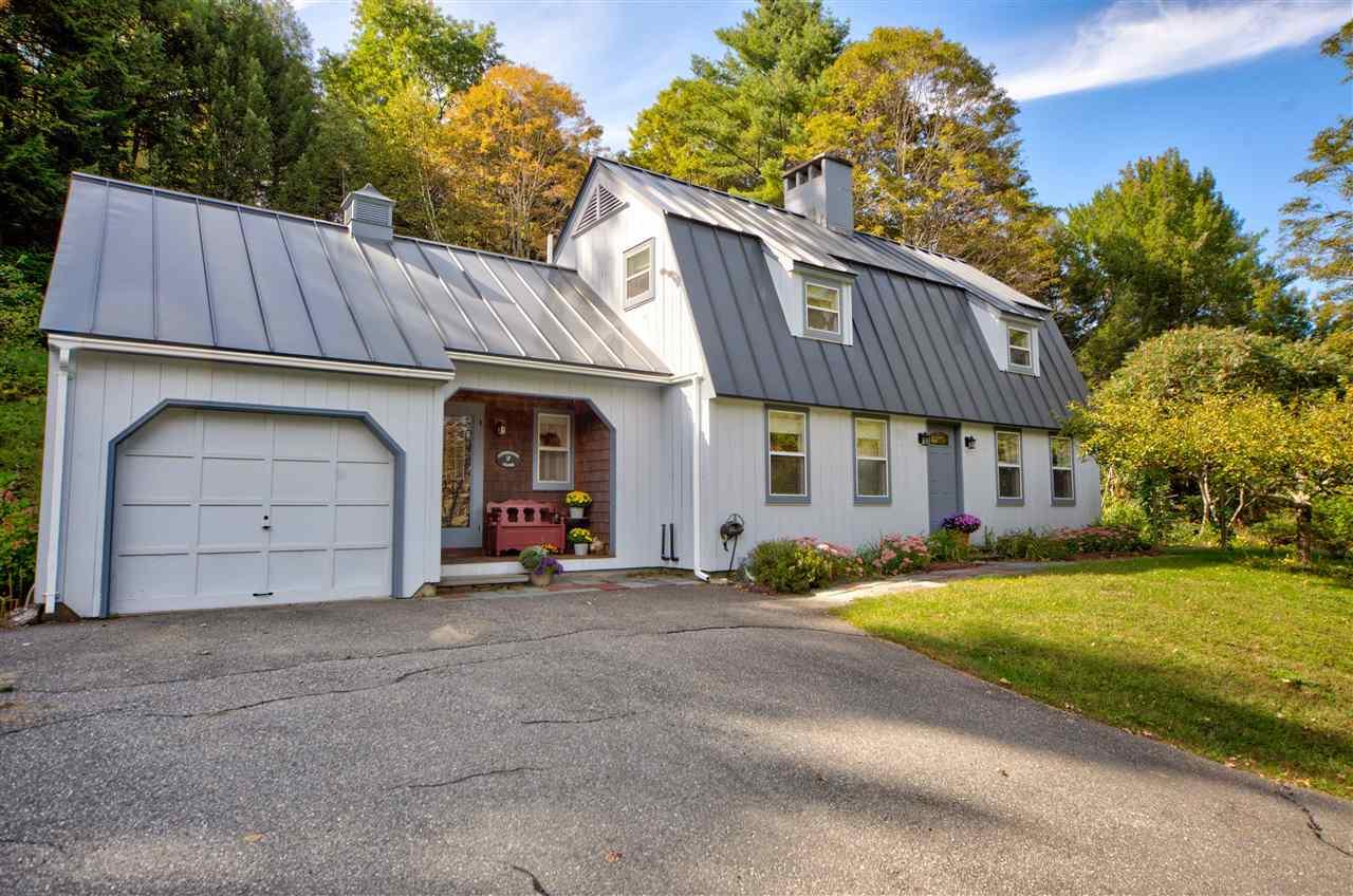 Pomfret VT Home for sale $349,500