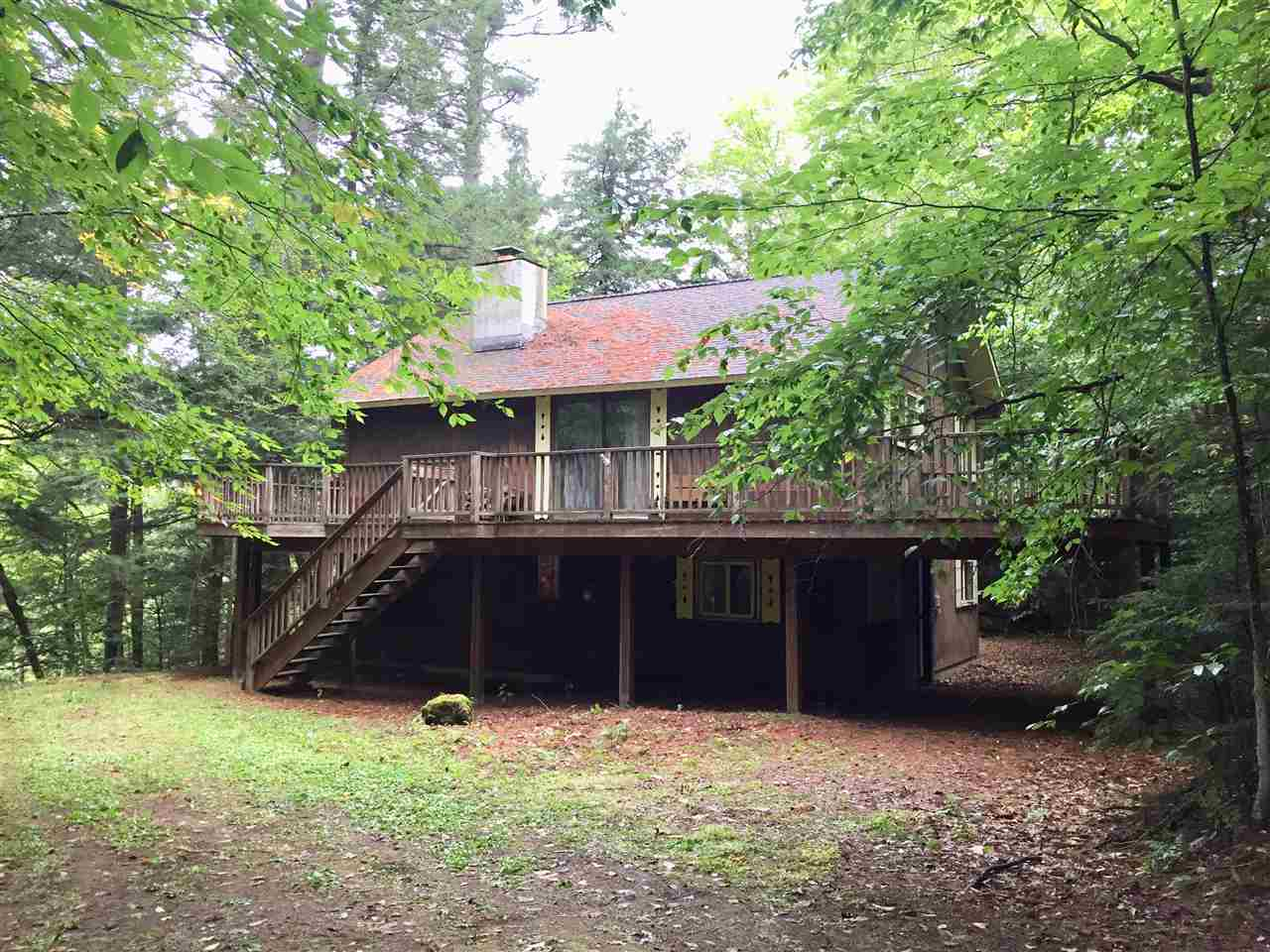 ANDOVER VTLake House for sale $$159,000   $111 per sq.ft.