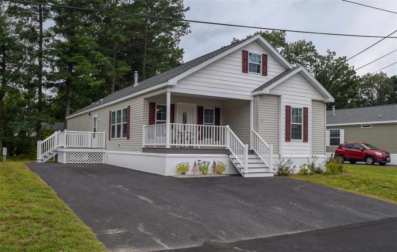 Salem NHMobile-Manufacured Home for sale $List Price is $227,900