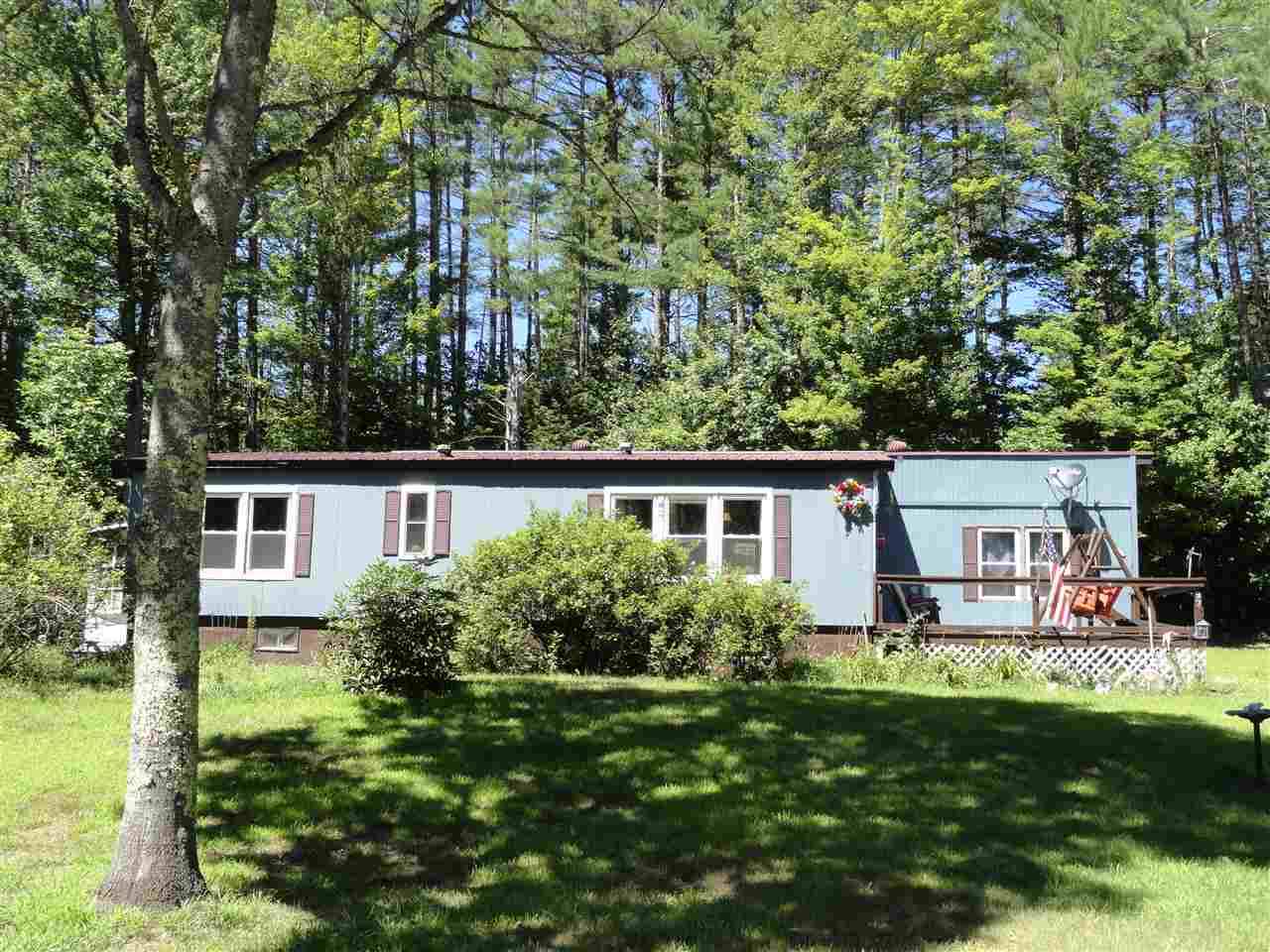 DANBURY NH Mobile-Manufacured Home for sale $$149,900 | $127 per sq.ft.