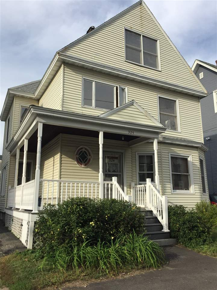 Manchester NH Multi Family for sale $List Price is $174,900