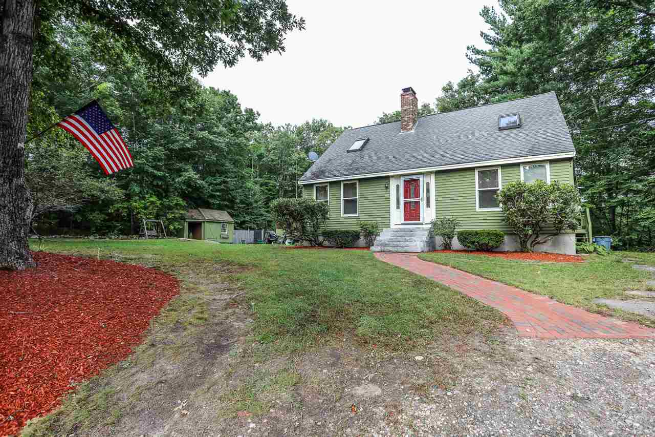 Brookline NHHome for sale $List Price is $300,000
