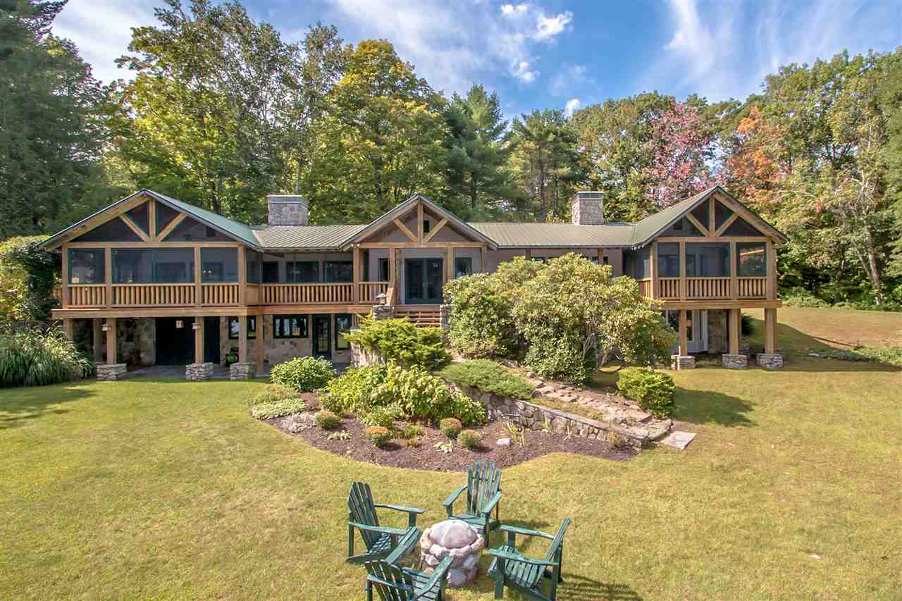WOLFEBORO NH  Home for sale $925,000