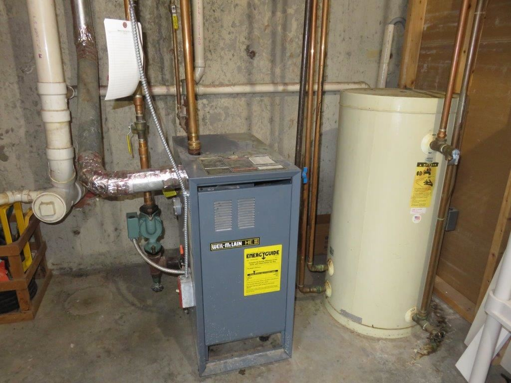 FHW Heating System 12731429