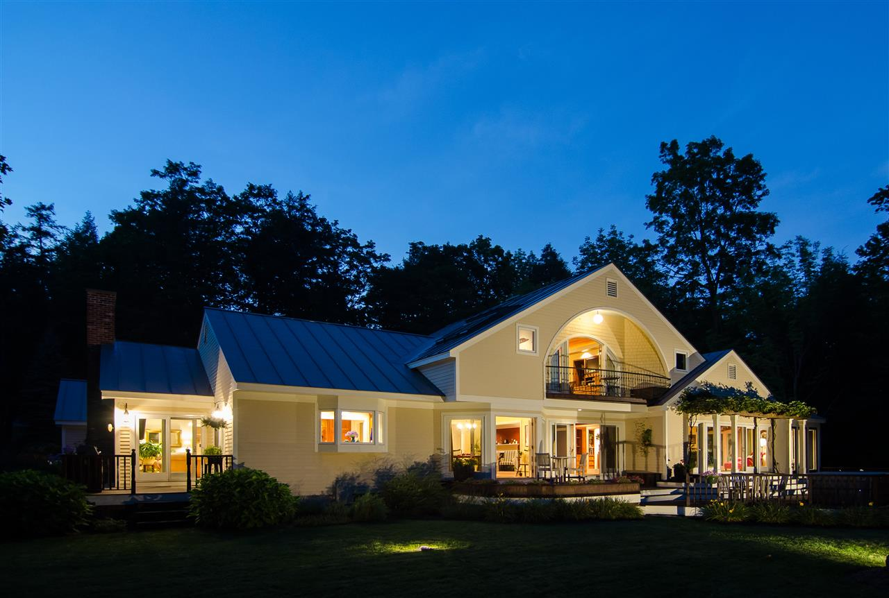 VILLAGE OF QUECHEE IN TOWN OF HARTFORD VT Home for sale $$600,000 | $143 per sq.ft.