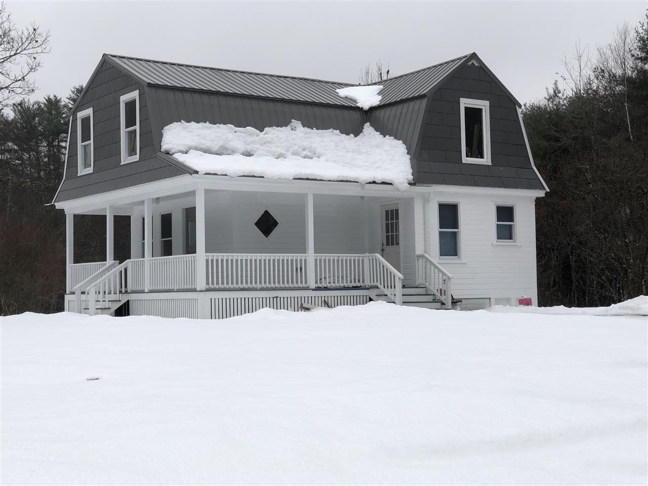 VILLAGE OF CENTER OSSIPEE IN TOWN OF OSSIPEE NH  Home for sale $155,000