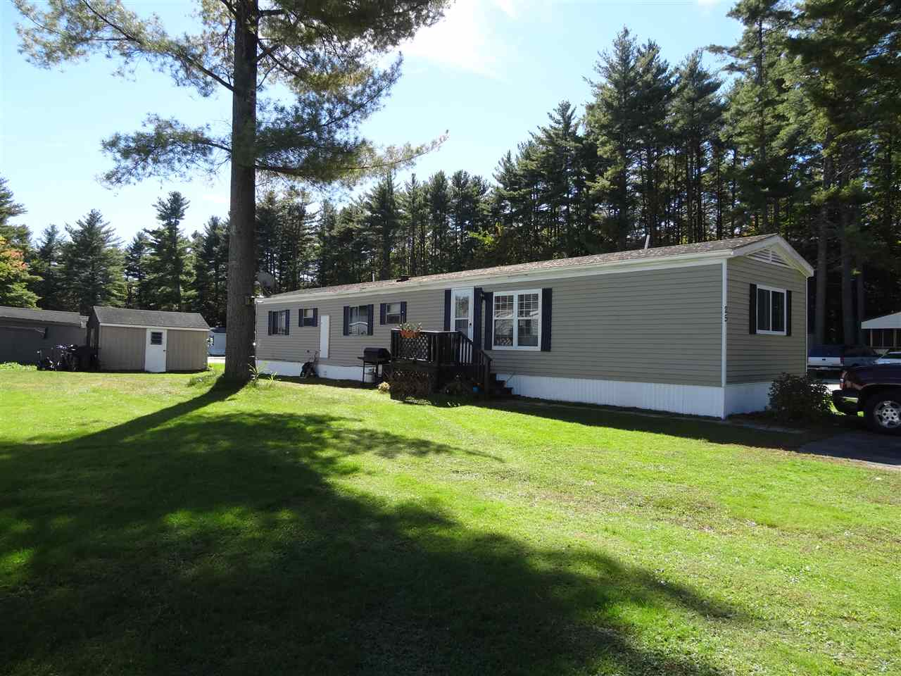 Concord NHMobile-Manufacured Home for sale $List Price is $43,500