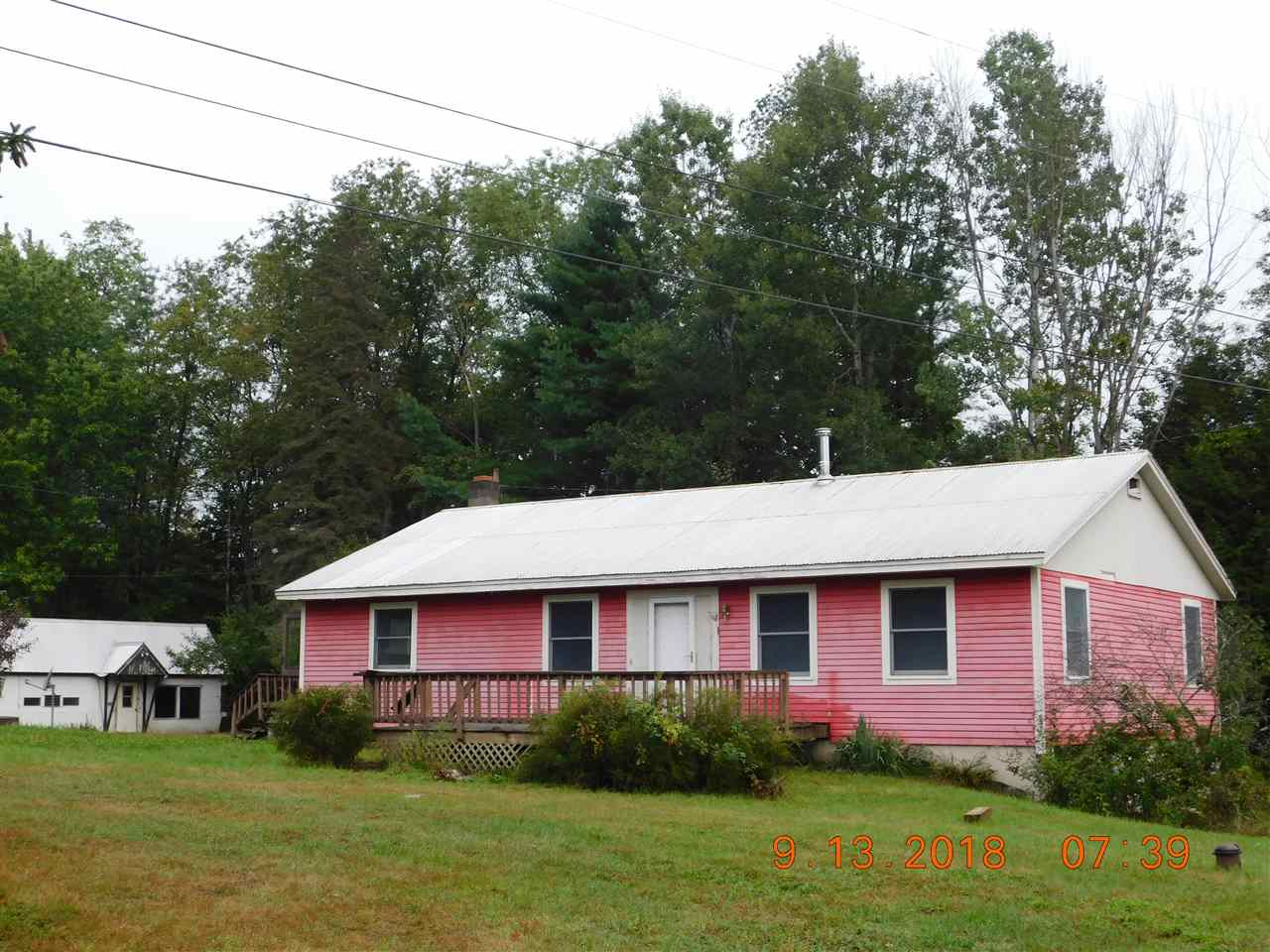 Village of Brownsville in Town of West Windsor VT  05037 Home for sale $List Price is $74,900