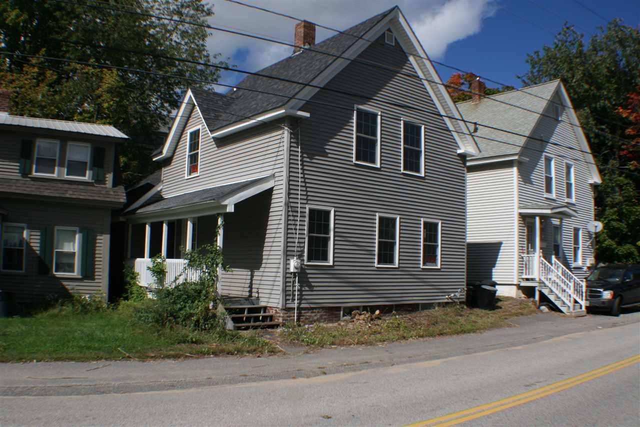 Laconia NH Home for sale $$75,000