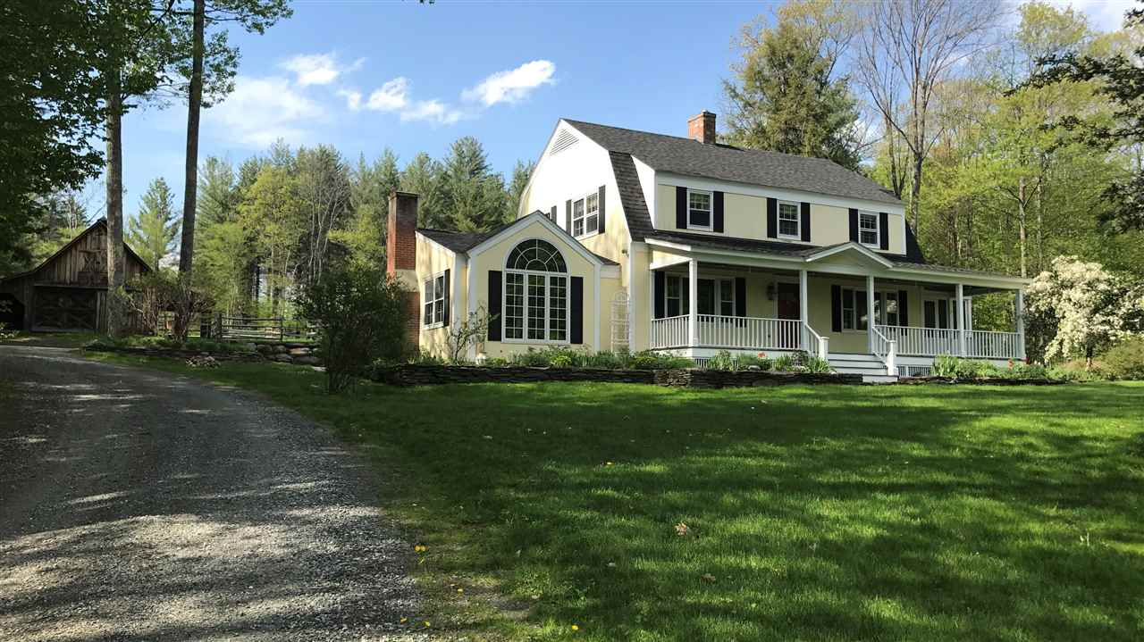 Woodstock VT Home for sale $List Price is $730,000