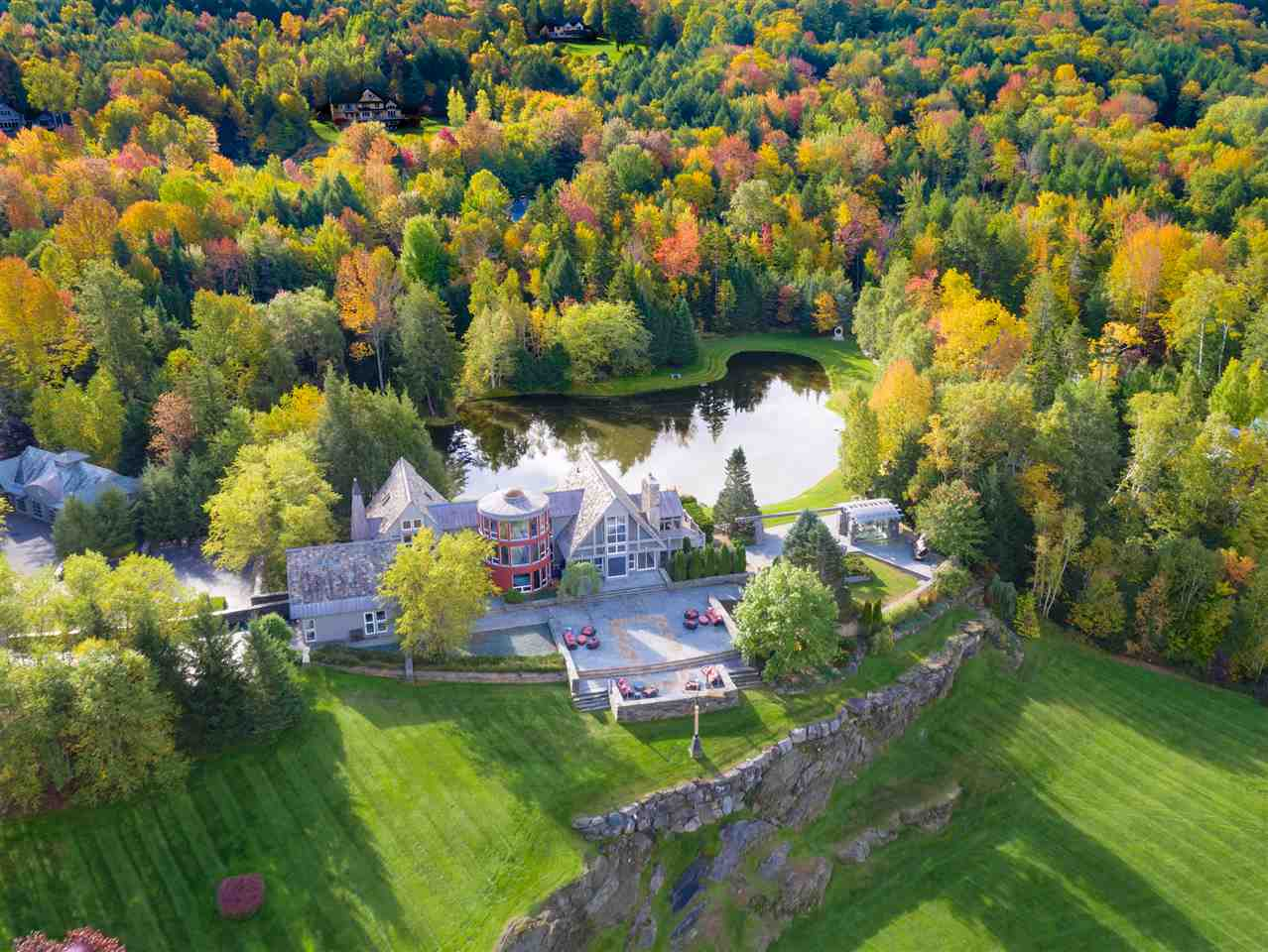 Photo of 506 North Hill Road Stowe VT 05672