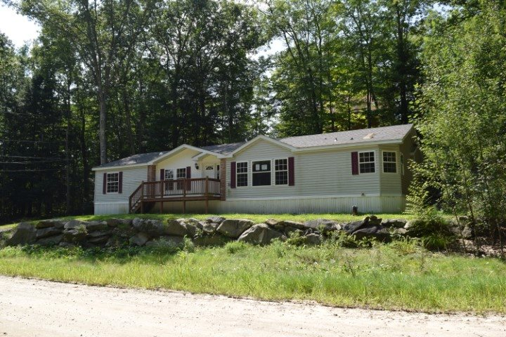 BARRINGTON NH Mobile-Manufacured Home for sale $$150,000 | $0 per sq.ft.