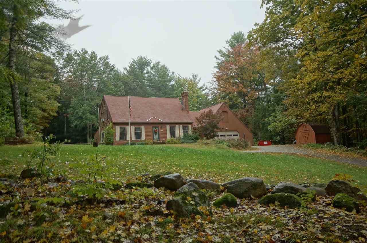 New Boston NH Home for sale $List Price is $312,000