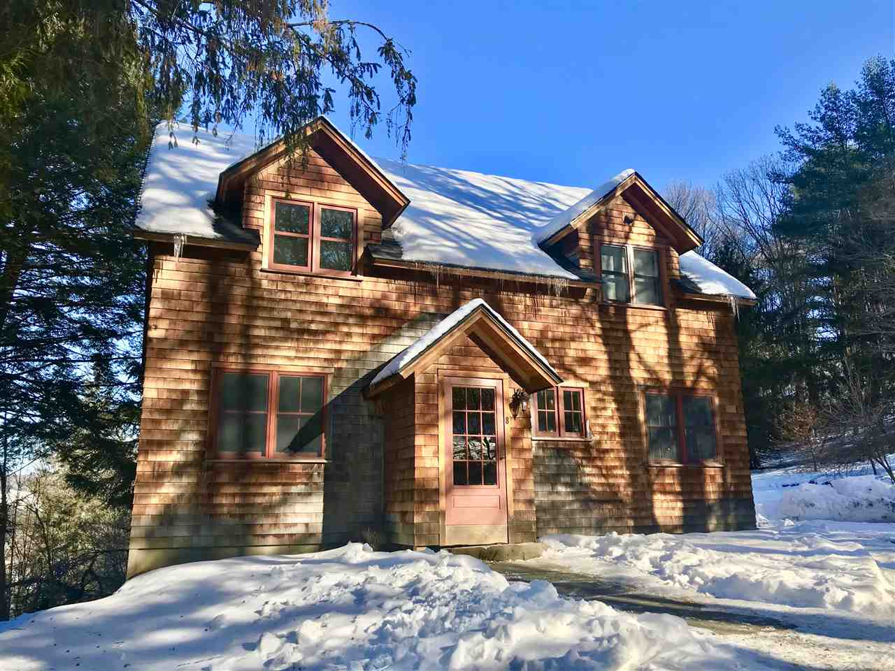 Village of Woodstock in Town of Woodstock VT Home for sale $List Price is $499,000