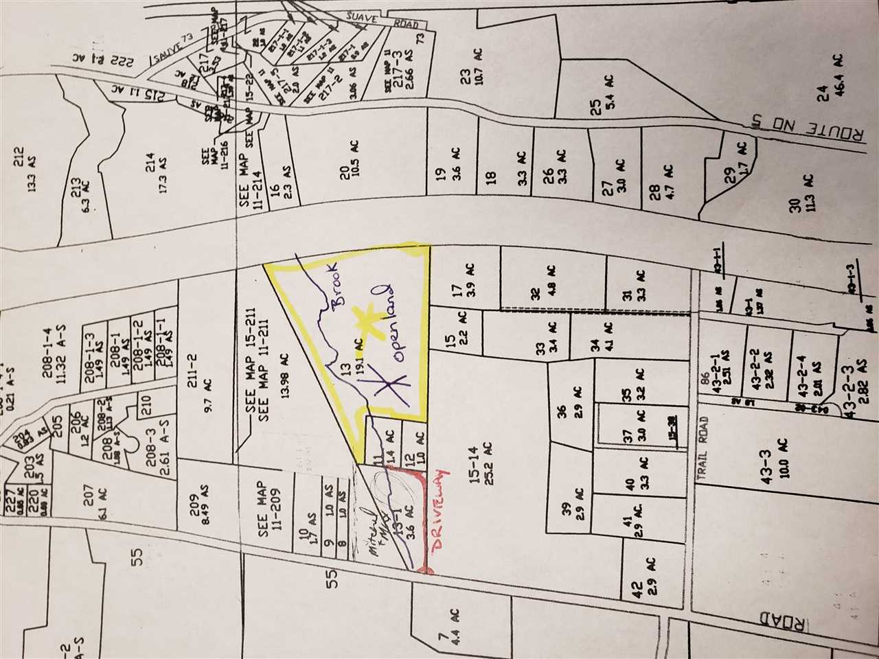 WESTMINSTER VTLAND  for sale $$30,000 | 19.1 Acres  | Price Per Acre $0