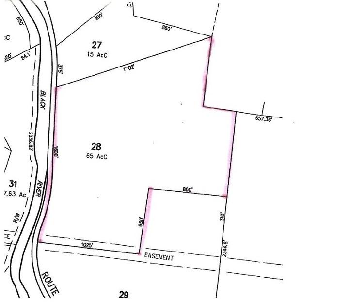 CAVENDISH VTLand / Acres for sale