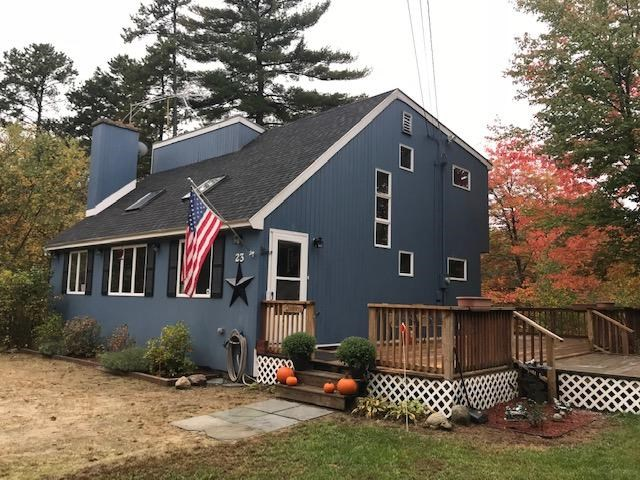 OSSIPEE NH  Home for sale $235,900