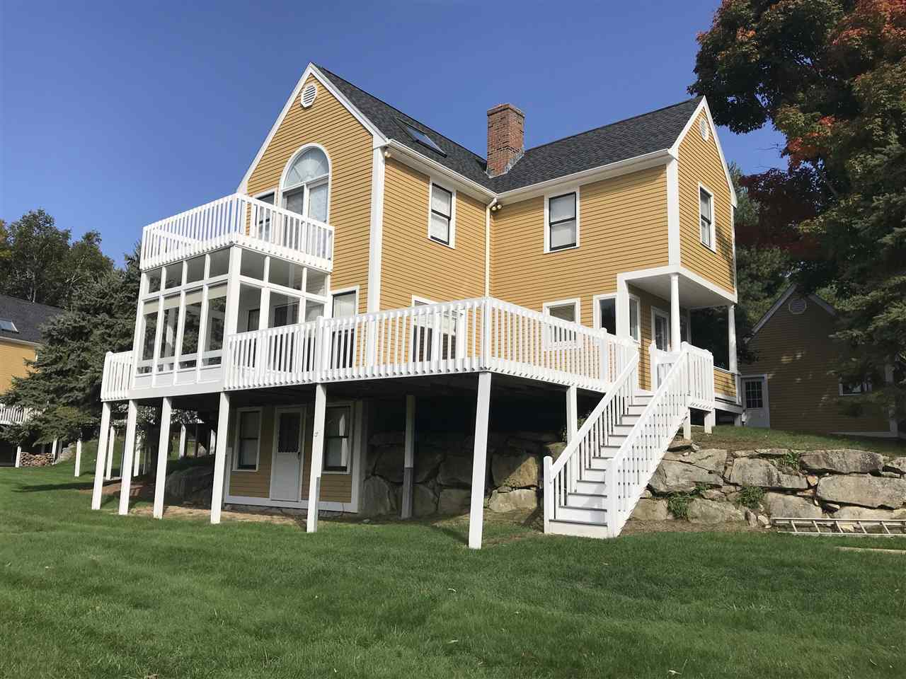 MOULTONBOROUGH NH  Condo for sale $549,900