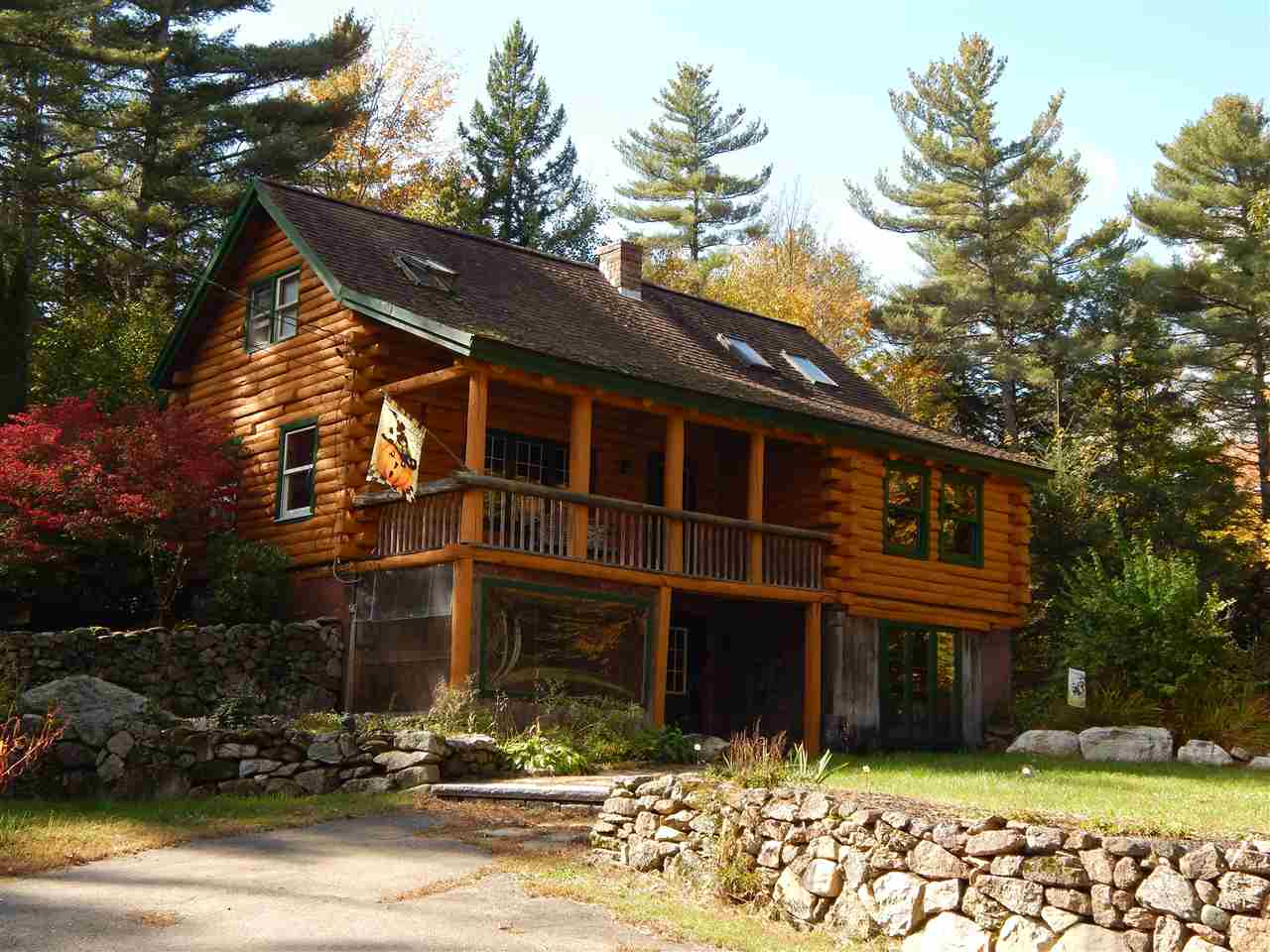 MLS 4722914: 246 King Hill Road, New London NH