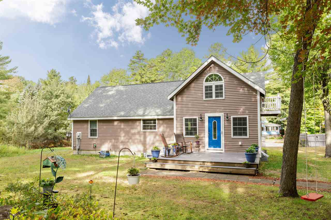 OSSIPEE NH  Home for sale $219,000
